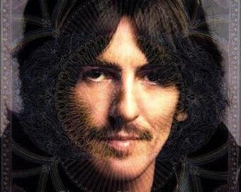 Legendary George Harrison T-Shirt