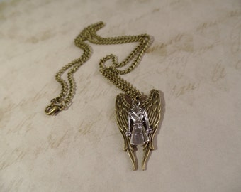 Supernatural Castiel Inspired Necklace