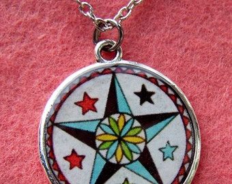 Good Luck Pentacle Pendant