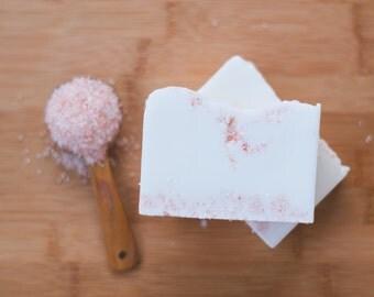 Paris in the Winter | Pink Himalayan Sea Salt Soap