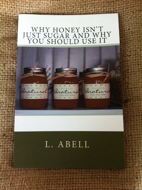 Why honey isn't just sugar and why you should use it!