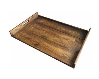 Wooden Tea Tray