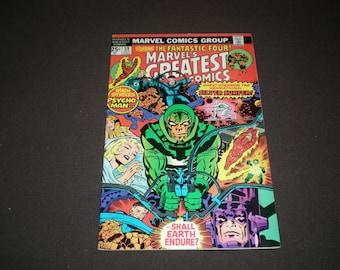 Marvel's Greatest Comics 59, (1975), Fantastic Four, Marvel Comics KM