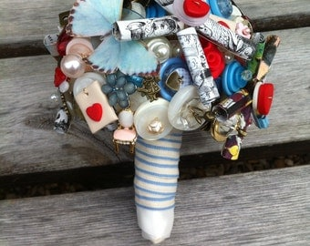 DEPOSIT for Alice in Wonderland bouquet