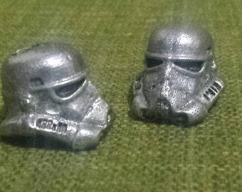 Star wars storm trooper bead