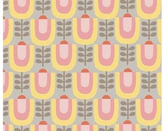 Monaluna Little Garden Organic Cotton fabric