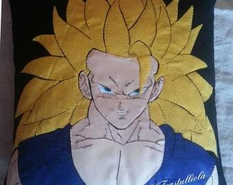 Goku ssj3 Cushion