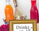 Drink & Be Married | Inst...