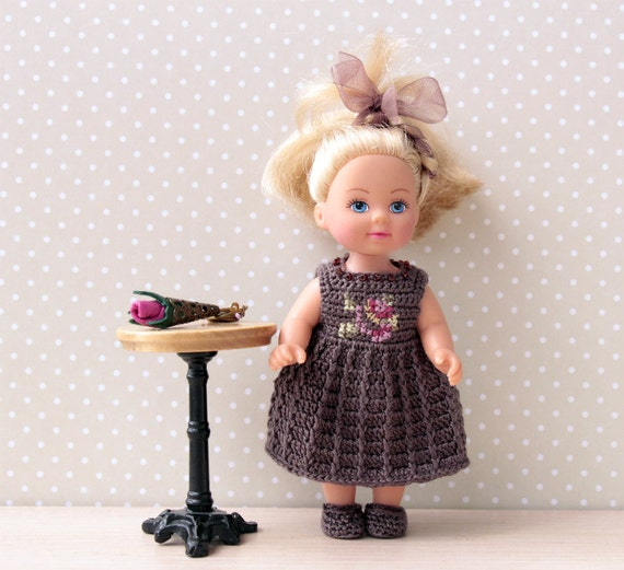 Crochet Mini Doll Clothes : 301 Moved Permanently
