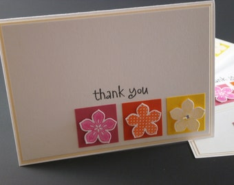 Thank You Petite Petals Card Bundle set of Thank You cards