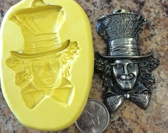 Mad Hat Silicone mold (1)
