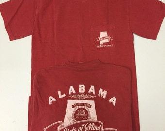Alabama State of Mind Short Sleeve