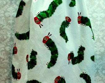 Hungry Caterpillar Pillow Case Dress