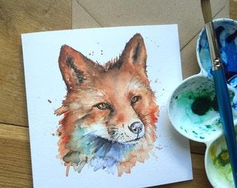 Foxy - Fox Gift Card