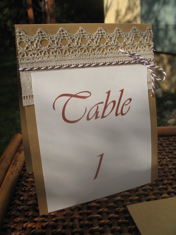 num ro de table gamme mariage dentelle. Black Bedroom Furniture Sets. Home Design Ideas