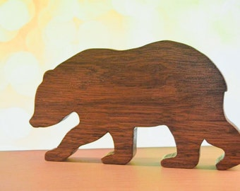 Mahogany Bear Woodwork