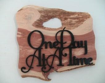 Aromatic Cedar Plaque