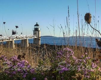 Lighthouse, Marshall Point Head Lighthouse: Port Clyde, Maine
