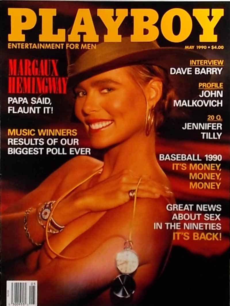 Adult magazine playboy