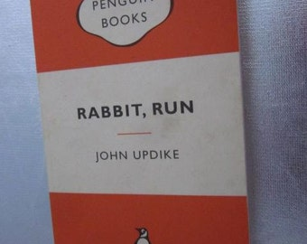RABBIT, RUN John Updike Vintage Penguin Books Paperback