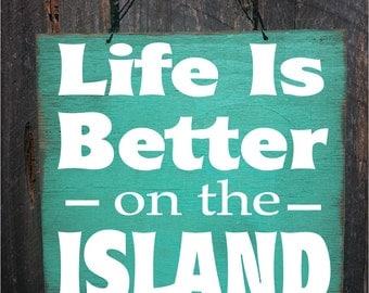island, life is better on the island, island decor, island art, island life, island living, hawaiian life, hawaii, 147