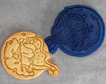 MLP:FiM Princess Luna Cookie Cutter