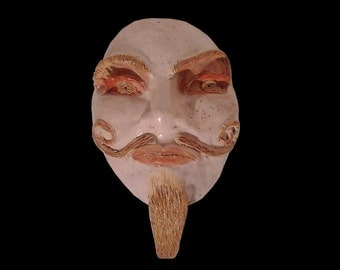 Genghis Khan Spirit Chaser Ceramic Protection Mask