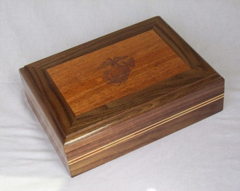 United States Marine Corp keepsake box