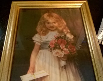 Victorian girl picture