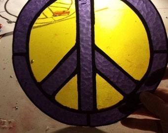 Glass peace