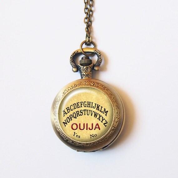 ouija board pocket necklace ouija board by