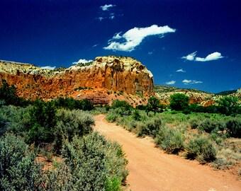 Fine Art Landscape Photograph...Box Canyon...New Mexico