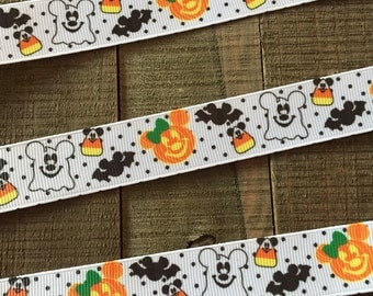 Mickey Halloween Ribbon