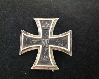1st world war German Iron cross 1st class