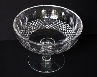 Waterford Crystal Colleen Compote or Candy Dish