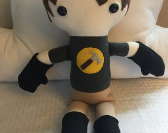 Captain Hammer, Dr. Horrible's Sing Along Blog Doll