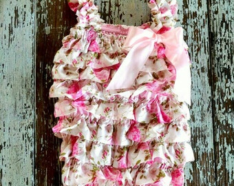 Petti romper with ribbon bow