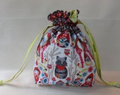Little Red Riding Hood Project Bag