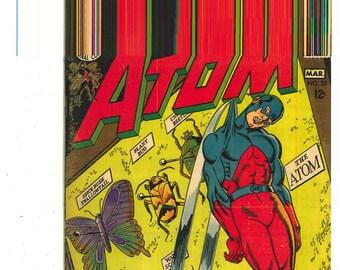 Comic Book  The Atom No. 35  Fine