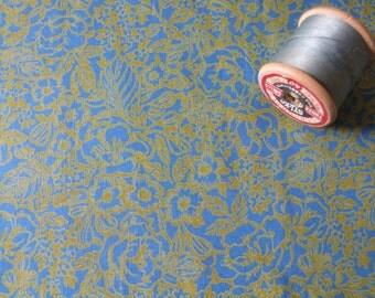 Liberty tana lawn floral fabric