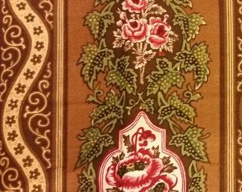 Windham Fabrics - Sisters Brown Stripe Fat Quarter Fabric