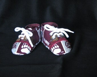 Montana Grizzles Tennis Shoe Style Bootie