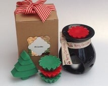 SALE....Reduced in price. Christmas scented wax tart burner and wax tarts