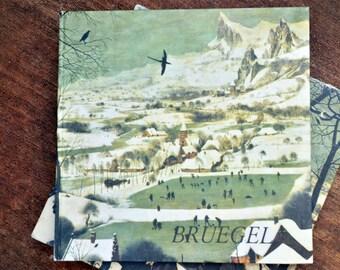 """Scrépel Collection - Le Peintre et l'Homme: Bruegel"""" 1977 Good condition"""