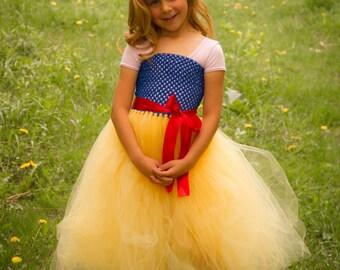 Snow White Princess Tutu Dress