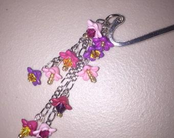 Flower Garden Bookmark