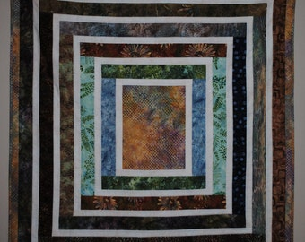 "Wall Hanging  ""All Squared Up"""
