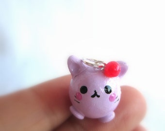 Free shipping.Kawaii cat charm,super kawaii,kawaii cat charm,kawaii,