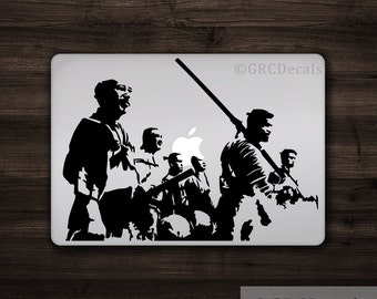 Samurai Decal Etsy - Overnight decals from japan