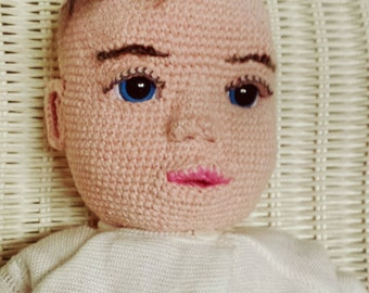 Crochet Pattern Baby Sophie